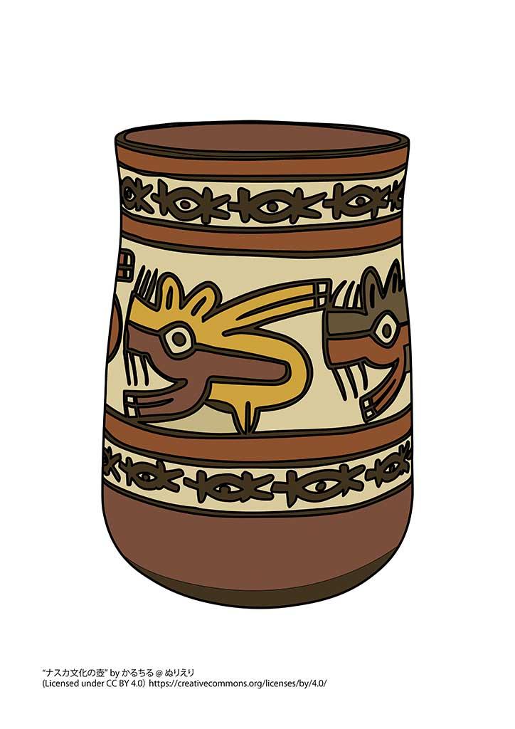 ナスカ文化の土器